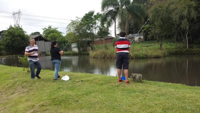 Histórias de pescador.