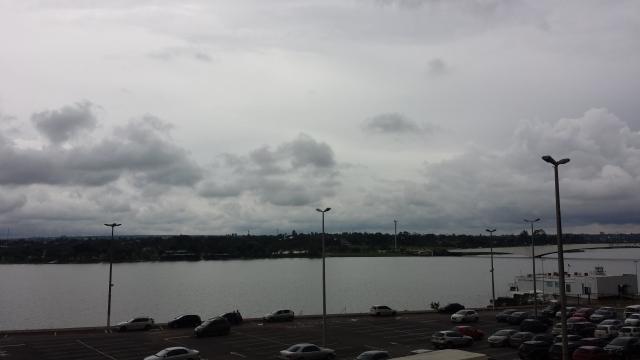 Vista do Pier 21.