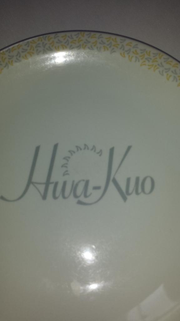 Para não esquecer o nome do restaurante. =D