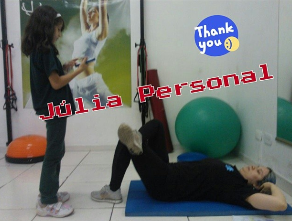 Juju Personal Trainer.
