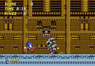 Melhor vilão. E é gordinho, Sega!