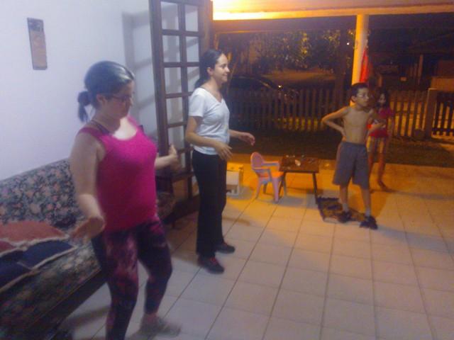 Arrasando no Dance Floor (1)