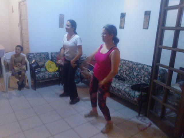 Arrasando no Dance Floor (2)