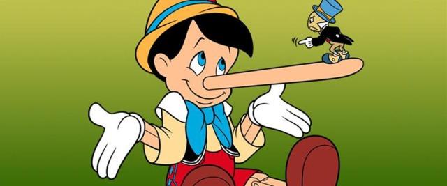 Afinal, quem nunca contou uma mentirinha?