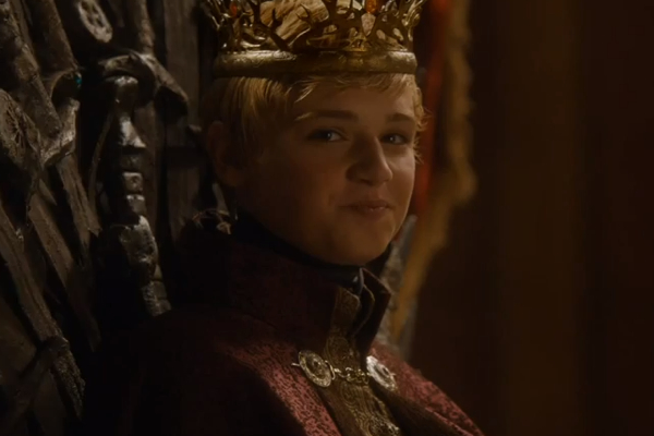 Ah, se eu te pego, Margaery safadinha!