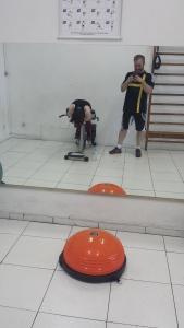 Exercício para lombar... hihihi