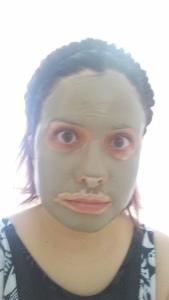Máscara de beleza? =D